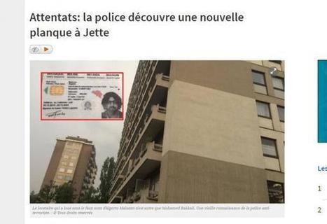Attentats: la police avait découvert une quatrième planque de djihadistes à Jette | Brussels nieuws | Scoop.it