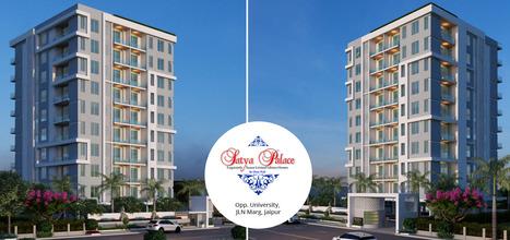 Satya Palace - Upcoming Project in Jaipur | Okay Plus Group | Scoop.it
