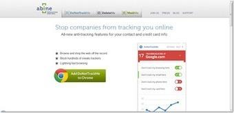 Tres Herramientas Para Evitar a las Compañías de Espionaje en su Navegación por la Web | Social Media | Scoop.it