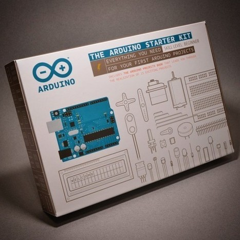 Geekery — The Arduino Starter Kit is back in stock - one of... | Raspberry Pi | Scoop.it