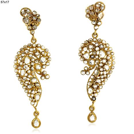 Bezel Set Diamond Designer Earrings | Wholesale Jewelry | GemcoDesigns | Pave Diamond Bracelets | Diamond Jewelry | GemcoDesigns | Scoop.it