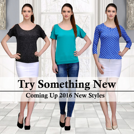 Try#Something# New# Coming Up#  2016# New# Style www.thegudlook.com | Street Fashion is what thegudlook.com promises to bring to you Online every day week after week. | Scoop.it