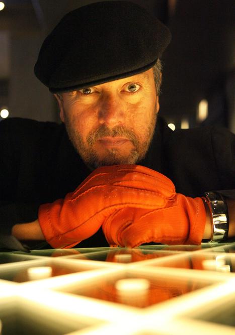 """Philippe Starck: """"El diseño, hoy, es un instrumento obsoleto""""   Diseño Industrial   Scoop.it"""