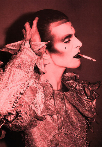 BOWIE: Chameleon, Comedian, Corinthian and Caricature | B-B-B-Bowie | Scoop.it