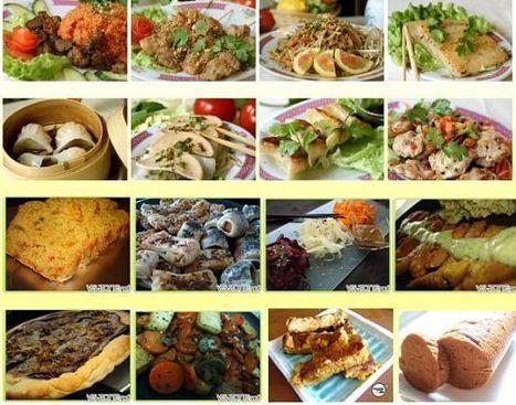 75 Ebooks de Recettes de Cuisine internationale | La Gastronomie | Scoop.it