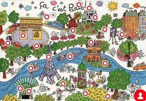 petit guide interactif de Paris by Mme Fle | Teaching | Scoop.it