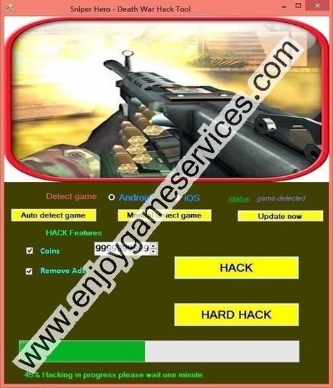 Sniper Hero - Death War Hack Tool | game enjoy | Scoop.it