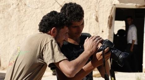Pourquoi les photos de la guerre en Syrie n'en ont pas changé le cours | Slate | Images fixes et animées - Clemi Montpellier | Scoop.it