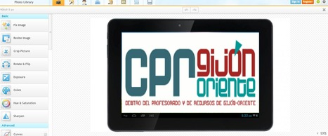 iPiccy Photo Editor, edición de fotos en línea.   TIC y Educación   Scoop.it