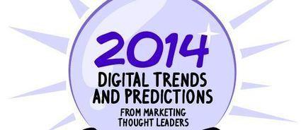 Les 6 tendances majeures du marketing digital selon des experts US | Marketing online PME | Scoop.it