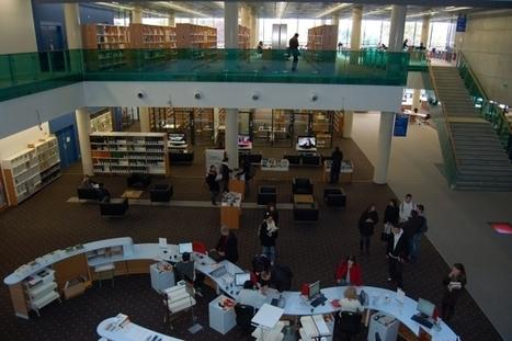 Une étude évalue l'impact des bibliothèques sur la réussite étudiante | MDL Aix | Scoop.it