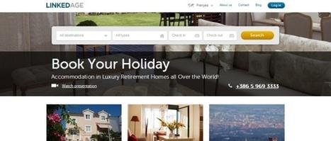 Linkedage : personne âgée échange place en maison de retraite à l'étranger | Veille Sénior | Scoop.it