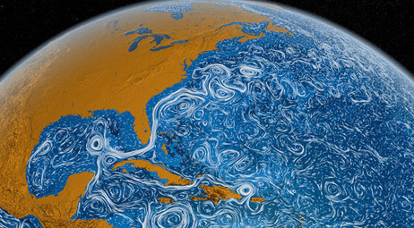 NASA Makes Earth's Oceans Look like Van Gogh's Starry Night | 21st Century Innovative Technologies and Developments as also discoveries, curiosity ( insolite)... | Scoop.it