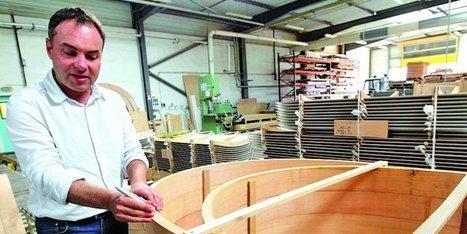 Technicien du bois galbé - Sud Ouest   Charpente bois   Scoop.it