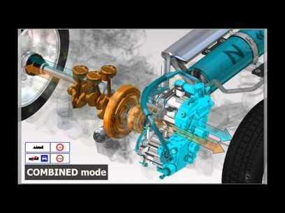 PSA prépare la voiture hybride essence-air comprimé | SmartPlanet.fr | Voiture Hybride et Electrique: Les innovations | Scoop.it