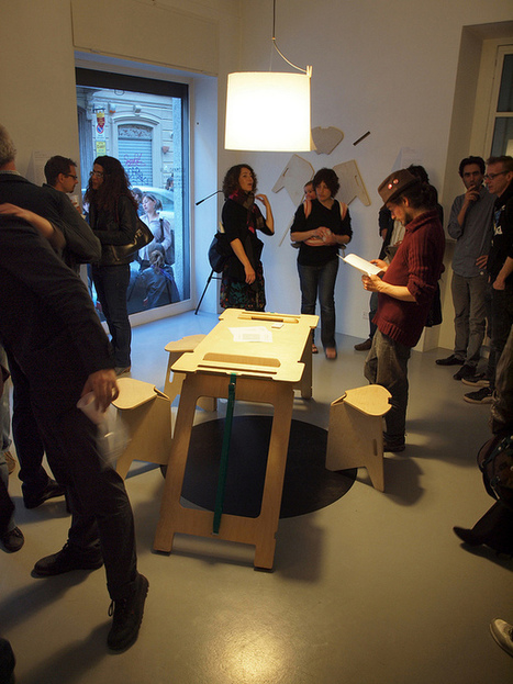 Fablab Torino - R&D for makers in Turin by Officine Arduino | Co-creation Engagement Platforms | Scoop.it