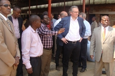 Belgian Minister for Development Cooperation visiting Rwanda | International aid trends from a Belgian perspective | Scoop.it