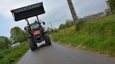 Loi Macron Conduite d'engins agricoles : les règles ont changé ! - Terre-net | Agroéquipement | Scoop.it