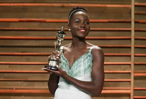 Pride of Africa: Kenya celebrates Nyong'o's Oscar | African News | Scoop.it