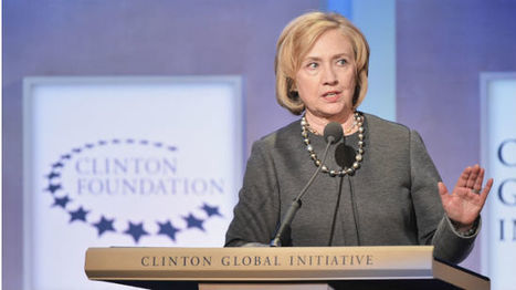 Watchdogs warn of 'serious' conflicts of interest for Clinton Foundation | Global politics | Scoop.it