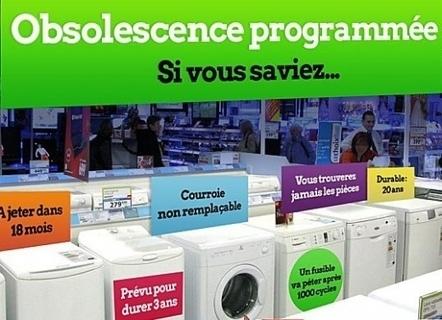 Matériel › L'obsolescence déprogrammée — L'histoire de Julien H. › GreenIT.fr | Culture scientifique et TIC | Scoop.it