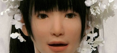 Les humains devraient avoir le droit d'épouser des robots - Slate.fr   Vous avez dit Innovation ?   Scoop.it