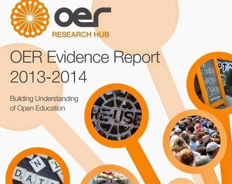 Free report on #OER evidence of success @OER_HUB   Learning@work   Scoop.it