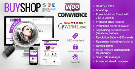 Download BuyShop v1.0.23 – Responsive WooCommerce WordPress Theme | SeoWpThemes.Com | Scoop.it