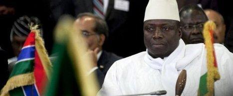 Wetsvoorstel Gambia: levenslang voor homoseksualiteit | AAV2 | Scoop.it