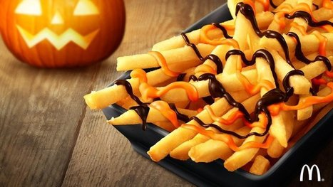 McDonald's selling pumpkin fries in Japan | Kickin' Kickers | Scoop.it