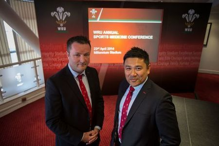 WRU hosts second sports medicine conference - Welsh Rugby Union | Performance News - Sports Medicine | Scoop.it