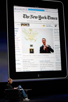 How Steve Jobs has changed (but not saved) journalism | A propos de l'avenir de la presse | Scoop.it
