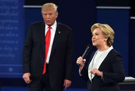 USF's James Taylor Weighs-in on 3rd Trump-Clinton Debate | USF in the News | Scoop.it