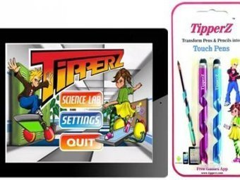 TipperZ - Transforming Pens & Pencils Worldwide - FREE Game | Prefundia | Kickstarter | Scoop.it