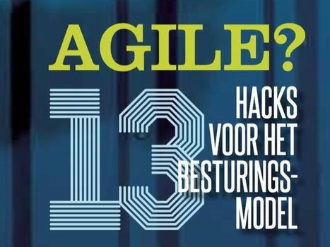 13 kenmerken van agile organisaties | Anders en beter | Scoop.it