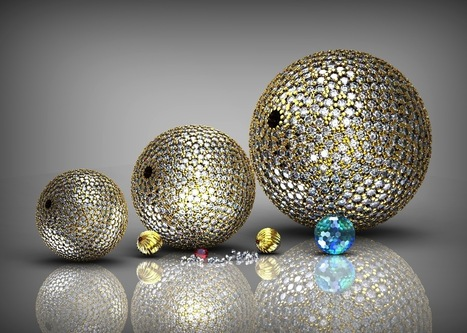 Additive manufacturing in jewellery industry Precious project gets underway   3D_Materials journal   Scoop.it