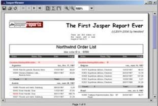 Logiciel professionnel gratuit JasperReports 2013 Moteur de reporting Licence gratuite Open Source | business reports | Scoop.it