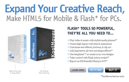 20 Free HTML5 & JS Animation Tools for Web Designers ... | Online Museum Exhibition | Scoop.it