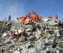 New Technology can Detect Heartbeats in Rubble | Natural Disasters | Scoop.it