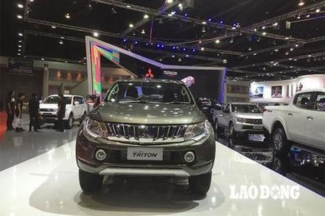 Mitsubishi Triton 2015 rục rịch về Việt Nam | Entertainment | Scoop.it