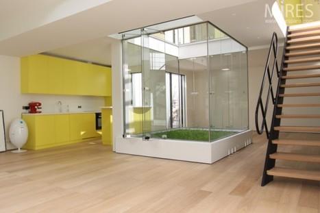 Journal du loft - blog immobilier, conseils pour acheter, vendre ou louer un Loft   Rendons visibles l'architecture et les architectes   Scoop.it