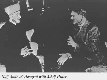 The Grand Mufti and Hitler 1938 — The Politically Incorrect Fish | The PALESTINIANS - The Invented People of a Fabricated Nation | Scoop.it