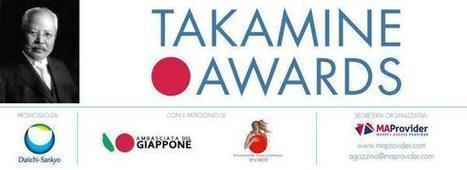 Takamine Awards: Daiichi Sankyo Italia lancia il concorso per i giovani talenti italiani | Social Media Press | Scoop.it