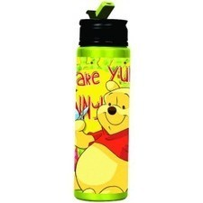 Disney Winnie the Pooh Stainless Steel Sipper Bottle - School Accessories - Back to School - Products   Disney Store   Scoop.it