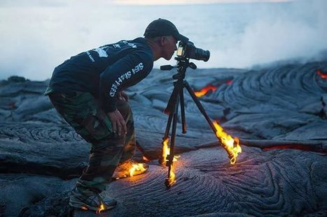 32 Insane Photographers Who Just Had To Get The Perfect Photo | Art, Photography, etc | Scoop.it