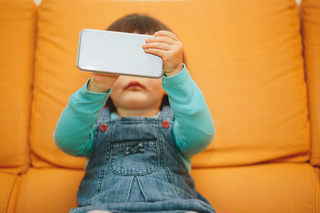 Heavy Screen Time Rewires Young Brains, For Better And Worse | Adolescent Development | Scoop.it