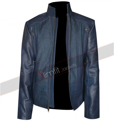Chris Evans Winter Soldier Leather Jacket | Replica Movies Leather Jackets | Scoop.it