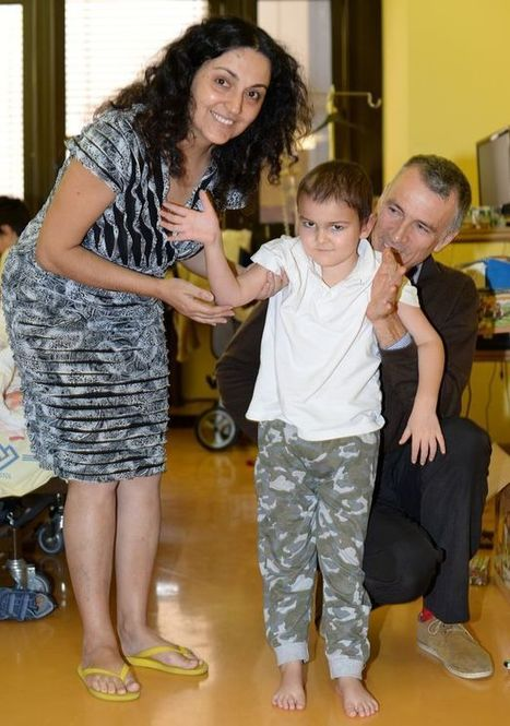 Ashya King 'cured' of brain tumour say his parents | Children In Law | Scoop.it