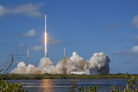 SpaceX's Elon Musk announces vision for colonizing Mars | Spaceflight Now | The NewSpace Daily | Scoop.it