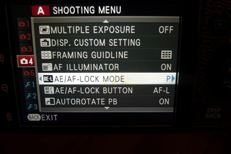Fuji X-Pro-1 back button focus |  Paul Samoluk | Fuji X Series Cameras | Scoop.it